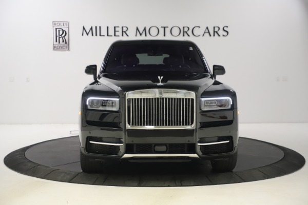 New 2021 Rolls-Royce Cullinan for sale $372,725 at Bentley Greenwich in Greenwich CT 06830 3