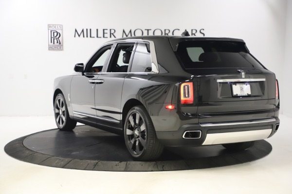New 2021 Rolls-Royce Cullinan for sale $372,725 at Bentley Greenwich in Greenwich CT 06830 6