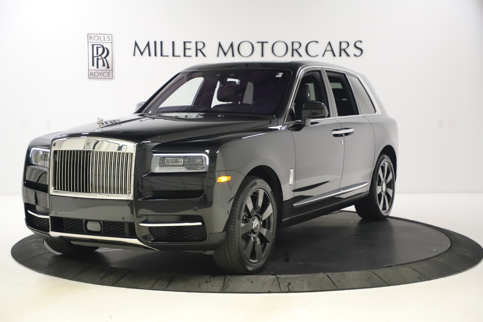 New 2021 Rolls-Royce Cullinan for sale $372,725 at Bentley Greenwich in Greenwich CT 06830 1