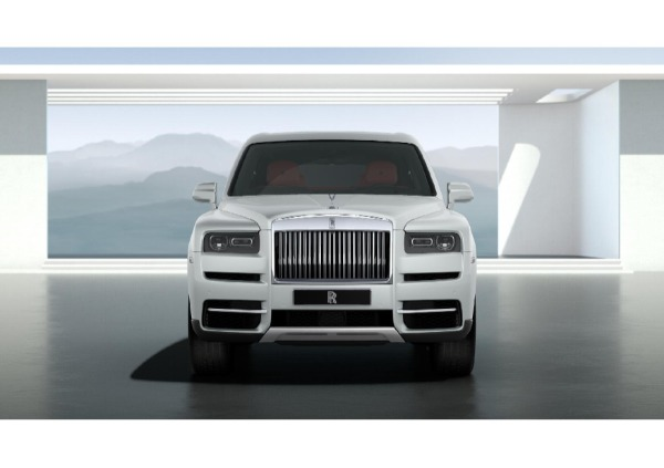 New 2021 Rolls-Royce Cullinan for sale $376,925 at Bentley Greenwich in Greenwich CT 06830 2