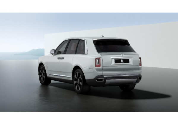 New 2021 Rolls-Royce Cullinan for sale $376,925 at Bentley Greenwich in Greenwich CT 06830 3