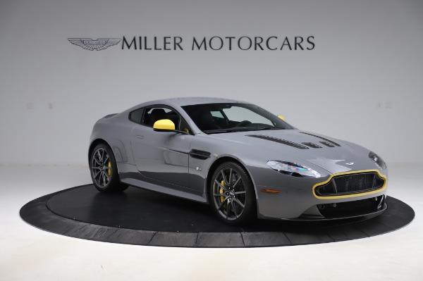 Used 2017 Aston Martin V12 Vantage S for sale $185,900 at Bentley Greenwich in Greenwich CT 06830 10
