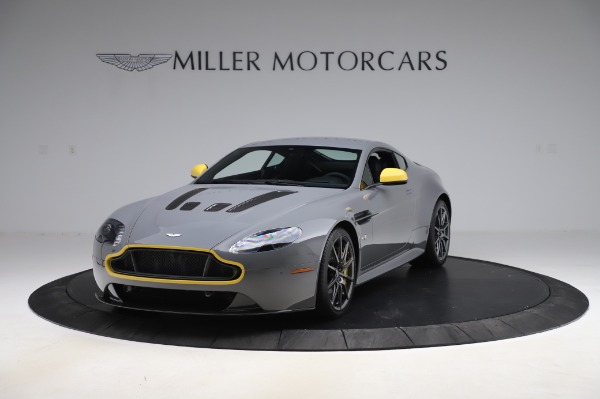 Used 2017 Aston Martin V12 Vantage S for sale $185,900 at Bentley Greenwich in Greenwich CT 06830 12