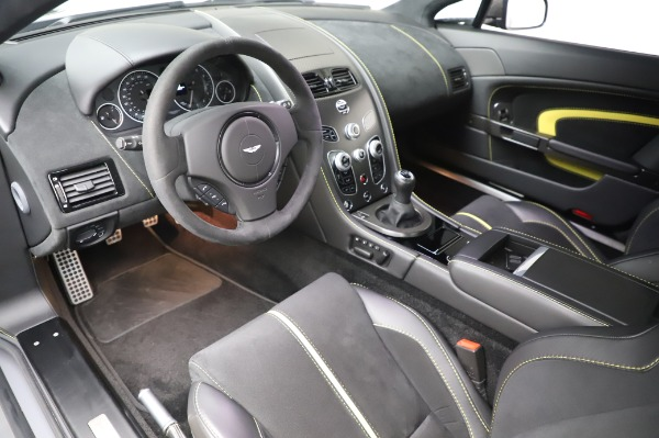Used 2017 Aston Martin V12 Vantage S for sale $185,900 at Bentley Greenwich in Greenwich CT 06830 13
