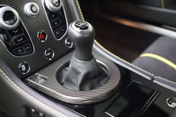 Used 2017 Aston Martin V12 Vantage S for sale $185,900 at Bentley Greenwich in Greenwich CT 06830 17