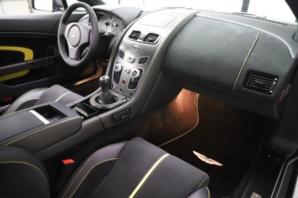 Used 2017 Aston Martin V12 Vantage S for sale $185,900 at Bentley Greenwich in Greenwich CT 06830 18