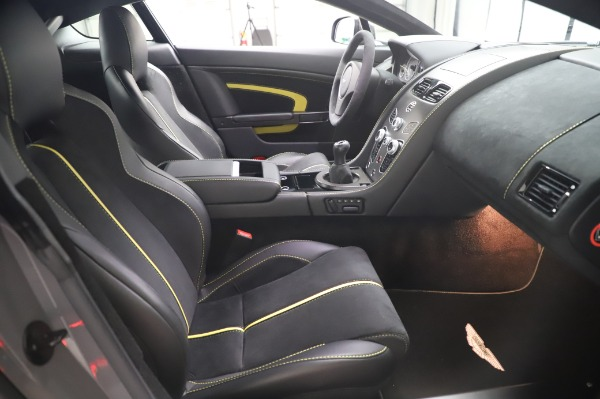 Used 2017 Aston Martin V12 Vantage S for sale $185,900 at Bentley Greenwich in Greenwich CT 06830 19