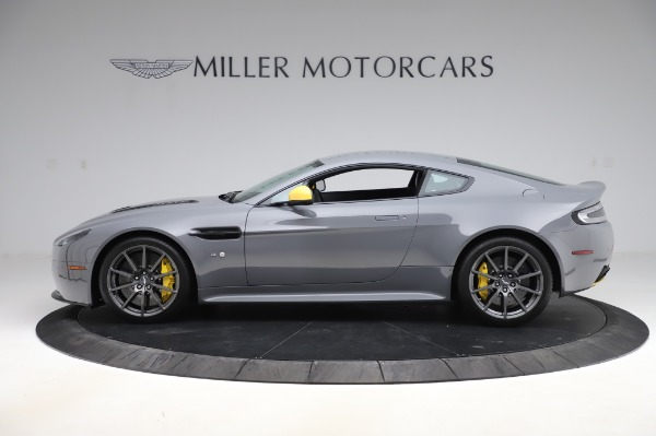 Used 2017 Aston Martin V12 Vantage S for sale $185,900 at Bentley Greenwich in Greenwich CT 06830 2