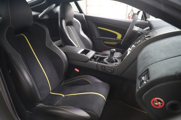 Used 2017 Aston Martin V12 Vantage S for sale $185,900 at Bentley Greenwich in Greenwich CT 06830 20
