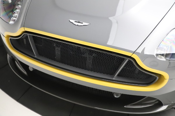 Used 2017 Aston Martin V12 Vantage S for sale $185,900 at Bentley Greenwich in Greenwich CT 06830 22