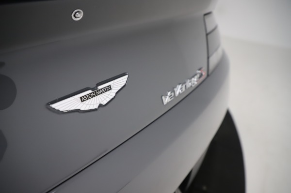 Used 2017 Aston Martin V12 Vantage S for sale $185,900 at Bentley Greenwich in Greenwich CT 06830 24