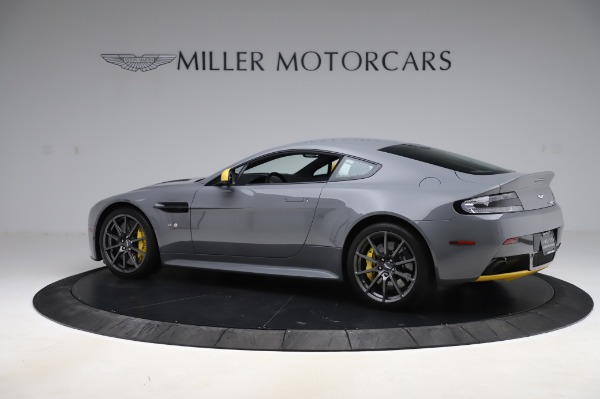 Used 2017 Aston Martin V12 Vantage S for sale $185,900 at Bentley Greenwich in Greenwich CT 06830 3