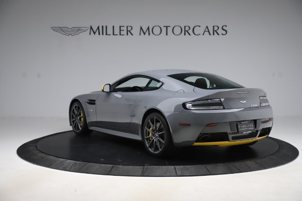 Used 2017 Aston Martin V12 Vantage S for sale $185,900 at Bentley Greenwich in Greenwich CT 06830 4