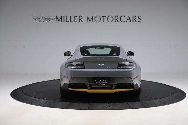Used 2017 Aston Martin V12 Vantage S for sale $185,900 at Bentley Greenwich in Greenwich CT 06830 5