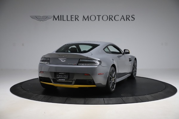 Used 2017 Aston Martin V12 Vantage S for sale $185,900 at Bentley Greenwich in Greenwich CT 06830 6