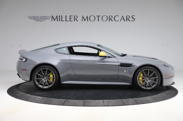 Used 2017 Aston Martin V12 Vantage S for sale $185,900 at Bentley Greenwich in Greenwich CT 06830 8