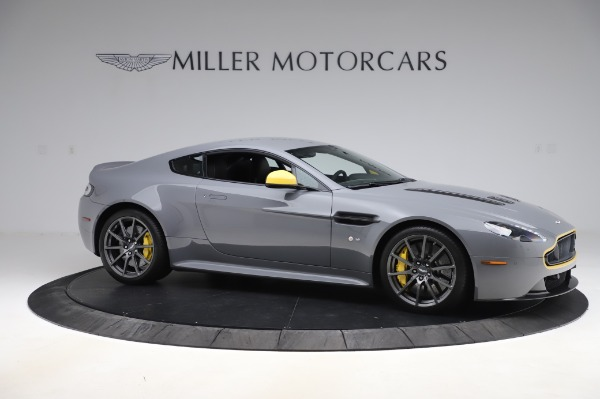 Used 2017 Aston Martin V12 Vantage S for sale $185,900 at Bentley Greenwich in Greenwich CT 06830 9