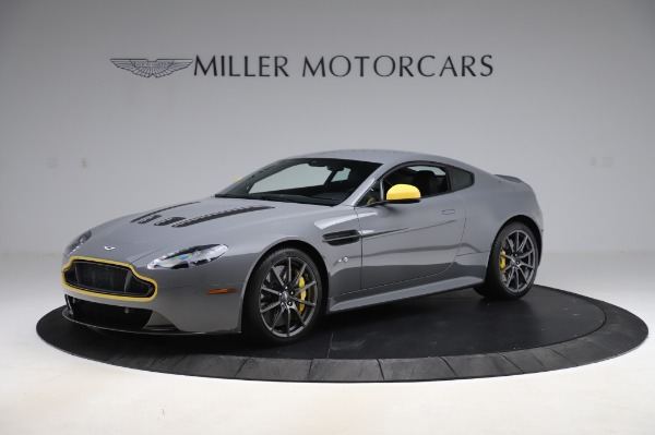 Used 2017 Aston Martin V12 Vantage S for sale $185,900 at Bentley Greenwich in Greenwich CT 06830 1
