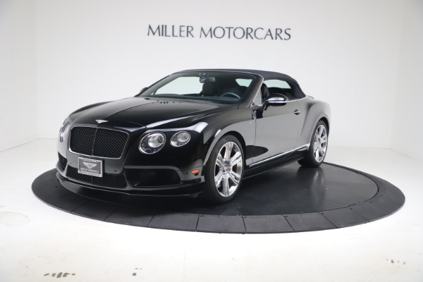 Used 2014 Bentley Continental GT Convertible V8 S for sale $109,900 at Bentley Greenwich in Greenwich CT 06830 11