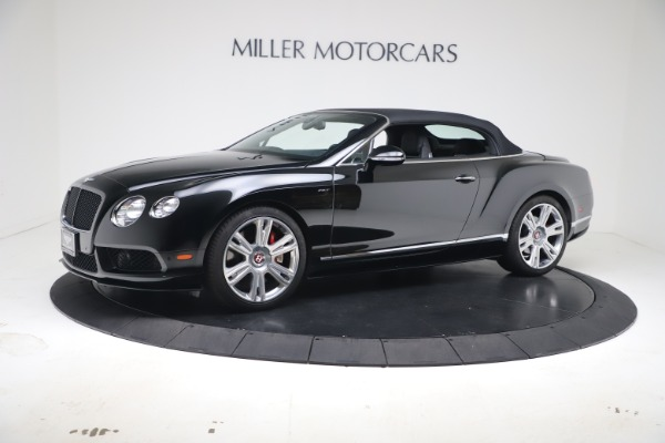 Used 2014 Bentley Continental GTC V8 S for sale $109,900 at Bentley Greenwich in Greenwich CT 06830 12