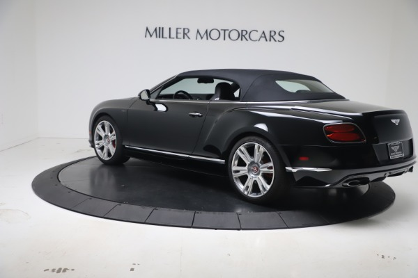 Used 2014 Bentley Continental GT Convertible V8 S for sale $109,900 at Bentley Greenwich in Greenwich CT 06830 14