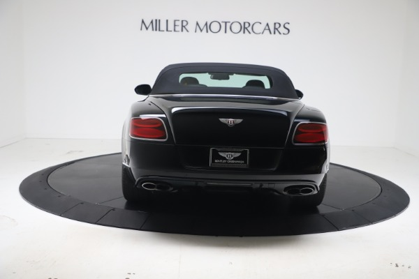 Used 2014 Bentley Continental GTC V8 S for sale $109,900 at Bentley Greenwich in Greenwich CT 06830 15