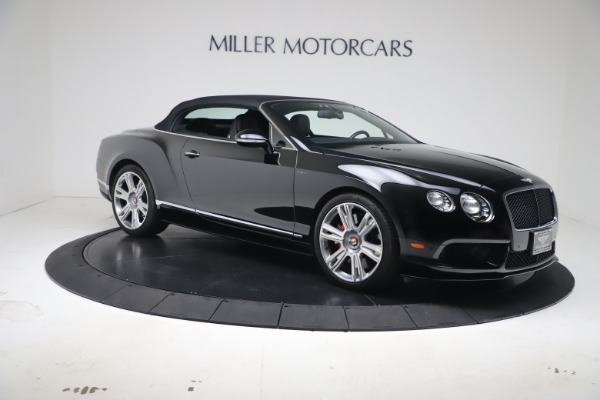 Used 2014 Bentley Continental GT Convertible V8 S for sale $109,900 at Bentley Greenwich in Greenwich CT 06830 18