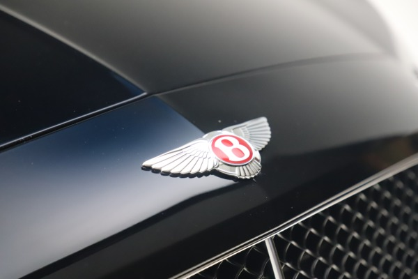 Used 2014 Bentley Continental GTC V8 S for sale $109,900 at Bentley Greenwich in Greenwich CT 06830 21