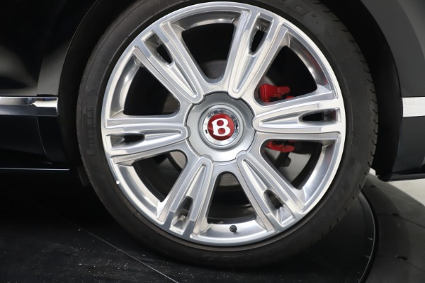 Used 2014 Bentley Continental GTC V8 S for sale $109,900 at Bentley Greenwich in Greenwich CT 06830 22