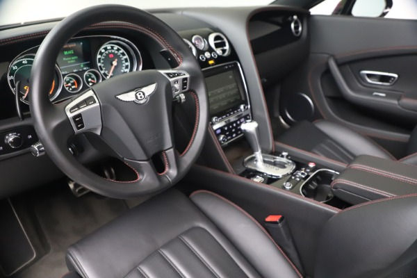 Used 2014 Bentley Continental GT Convertible V8 S for sale $109,900 at Bentley Greenwich in Greenwich CT 06830 24