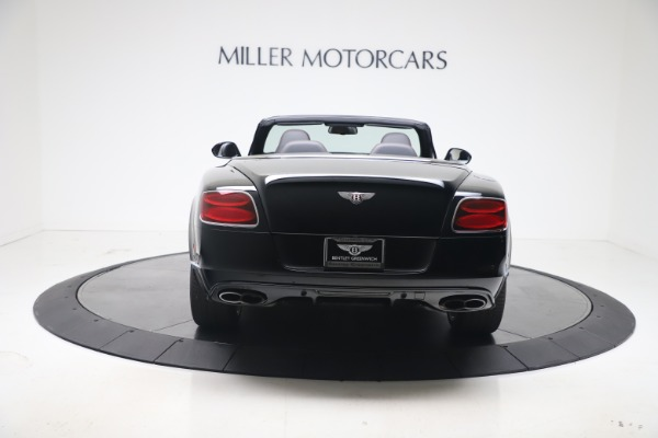 Used 2014 Bentley Continental GTC V8 S for sale $109,900 at Bentley Greenwich in Greenwich CT 06830 5