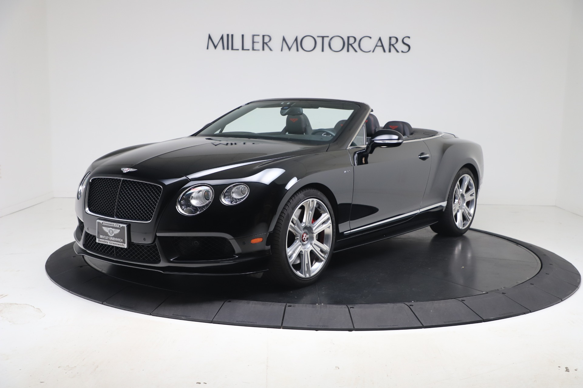 Used 2014 Bentley Continental GT Convertible V8 S for sale $109,900 at Bentley Greenwich in Greenwich CT 06830 1