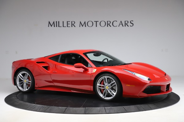 Used 2017 Ferrari 488 GTB for sale $239,900 at Bentley Greenwich in Greenwich CT 06830 10