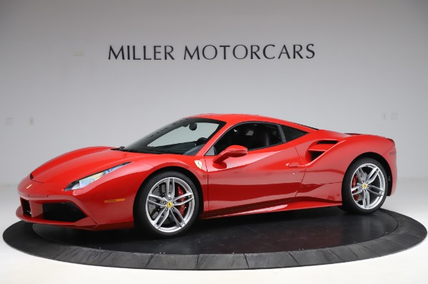 Used 2017 Ferrari 488 GTB for sale $239,900 at Bentley Greenwich in Greenwich CT 06830 2