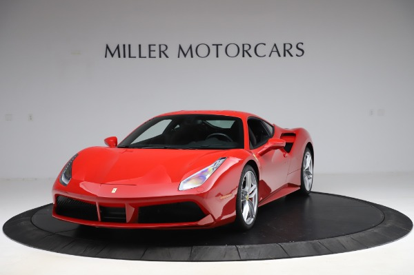 Used 2017 Ferrari 488 GTB for sale $239,900 at Bentley Greenwich in Greenwich CT 06830 1