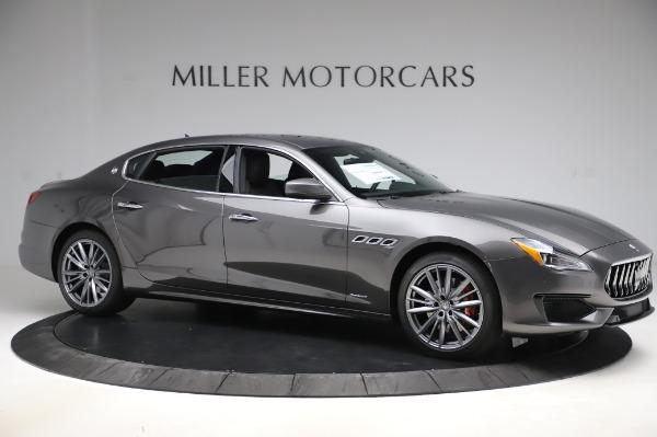 New 2020 Maserati Quattroporte S Q4 GranSport for sale $125,085 at Bentley Greenwich in Greenwich CT 06830 10