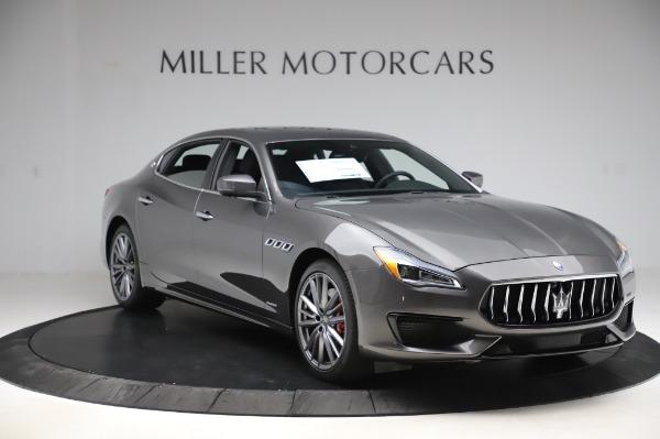 New 2020 Maserati Quattroporte S Q4 GranSport for sale $125,085 at Bentley Greenwich in Greenwich CT 06830 11