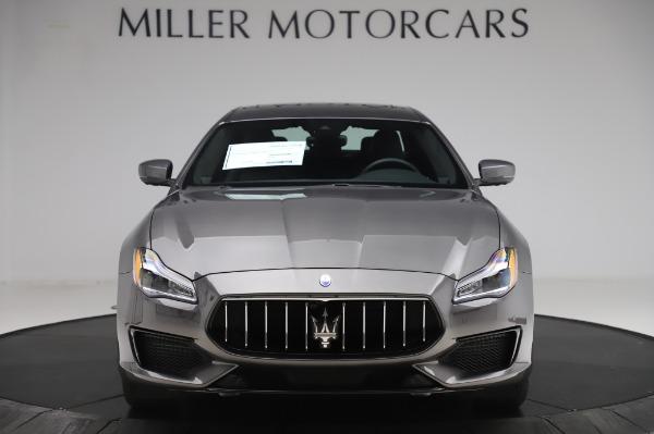 New 2020 Maserati Quattroporte S Q4 GranSport for sale $125,085 at Bentley Greenwich in Greenwich CT 06830 12