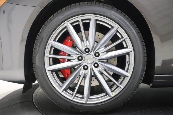 New 2020 Maserati Quattroporte S Q4 GranSport for sale $125,085 at Bentley Greenwich in Greenwich CT 06830 13