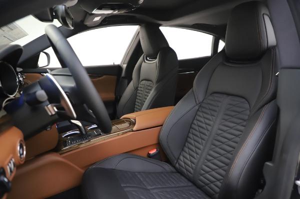 New 2020 Maserati Quattroporte S Q4 GranSport for sale $125,085 at Bentley Greenwich in Greenwich CT 06830 14