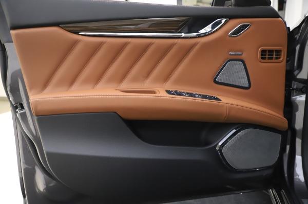 New 2020 Maserati Quattroporte S Q4 GranSport for sale $125,085 at Bentley Greenwich in Greenwich CT 06830 17