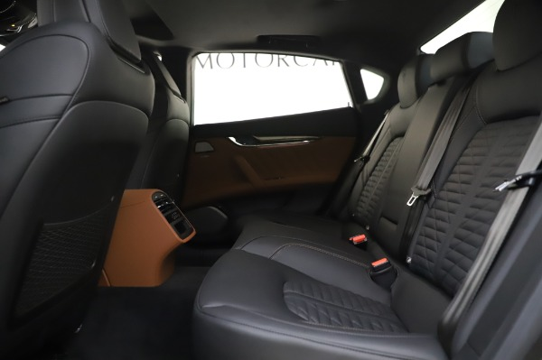 New 2020 Maserati Quattroporte S Q4 GranSport for sale $125,085 at Bentley Greenwich in Greenwich CT 06830 19