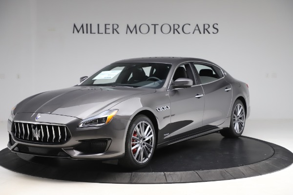 New 2020 Maserati Quattroporte S Q4 GranSport for sale $125,085 at Bentley Greenwich in Greenwich CT 06830 2