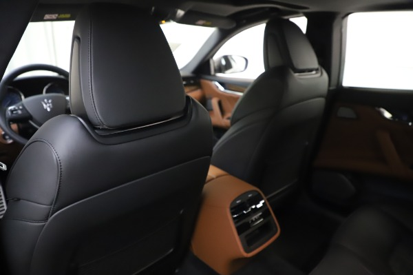 New 2020 Maserati Quattroporte S Q4 GranSport for sale $125,085 at Bentley Greenwich in Greenwich CT 06830 20