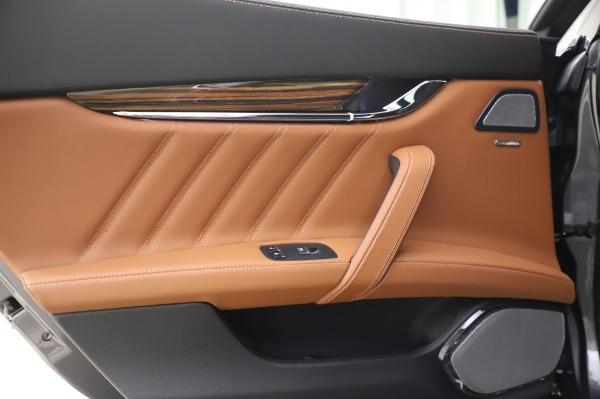 New 2020 Maserati Quattroporte S Q4 GranSport for sale $125,085 at Bentley Greenwich in Greenwich CT 06830 21
