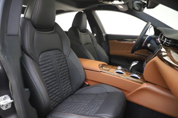 New 2020 Maserati Quattroporte S Q4 GranSport for sale $125,085 at Bentley Greenwich in Greenwich CT 06830 22
