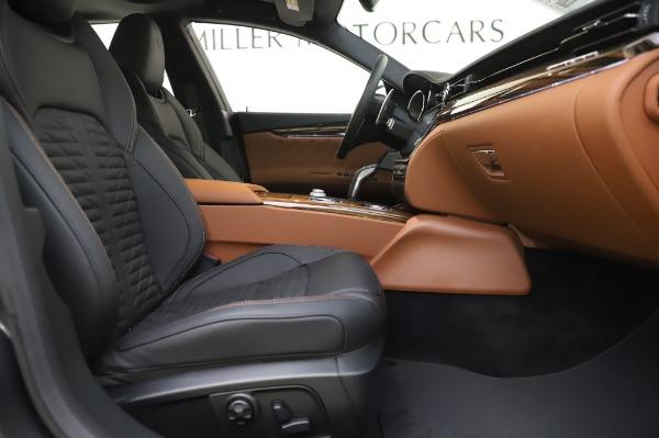 New 2020 Maserati Quattroporte S Q4 GranSport for sale $125,085 at Bentley Greenwich in Greenwich CT 06830 23