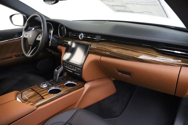 New 2020 Maserati Quattroporte S Q4 GranSport for sale $125,085 at Bentley Greenwich in Greenwich CT 06830 24