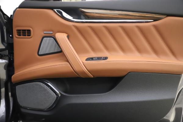 New 2020 Maserati Quattroporte S Q4 GranSport for sale $125,085 at Bentley Greenwich in Greenwich CT 06830 25