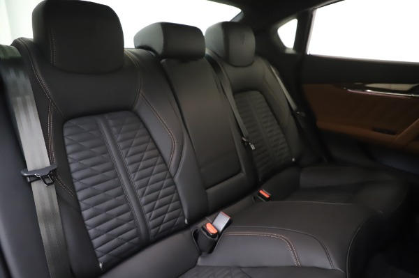 New 2020 Maserati Quattroporte S Q4 GranSport for sale $125,085 at Bentley Greenwich in Greenwich CT 06830 27